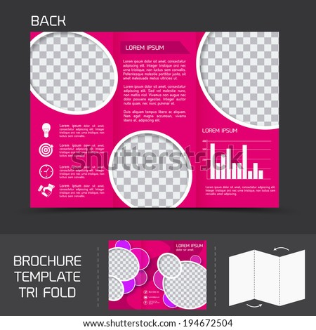 cardboard brochure holder template - 301 moved permanently