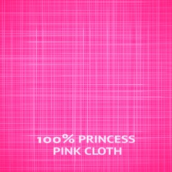 Pink fabric texture. Vector illustration for your lovely fine design. Beautiful realistic effect. Sweet romantic cover for book, bag, web page background, surface. Bright attractive style.