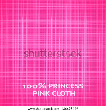 pink fabric texture vector