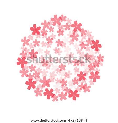 pink flower around the world