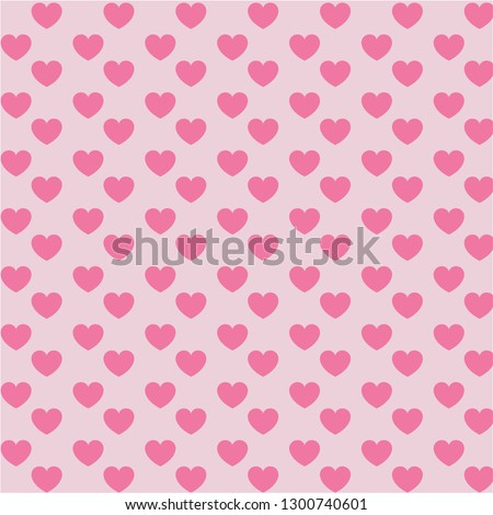 stock-vector-pink-heart-background-valentines-day-vector