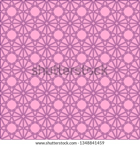 pink monochrome simple tiles. simple seamless design