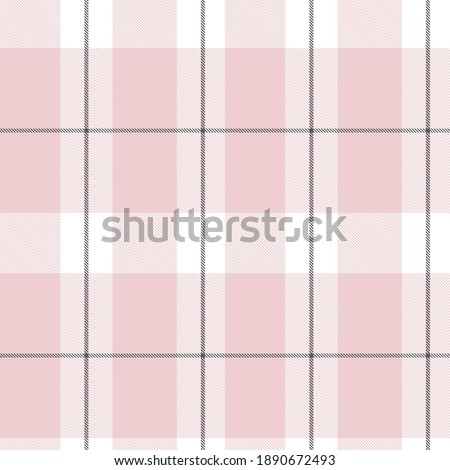 Pink Navy Asymmetric Plaid textured seamless pattern suitable for fashion textiles and graphics Zdjęcia stock ©
