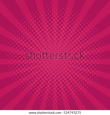 Pink Retro vintage style background vector illustration.
