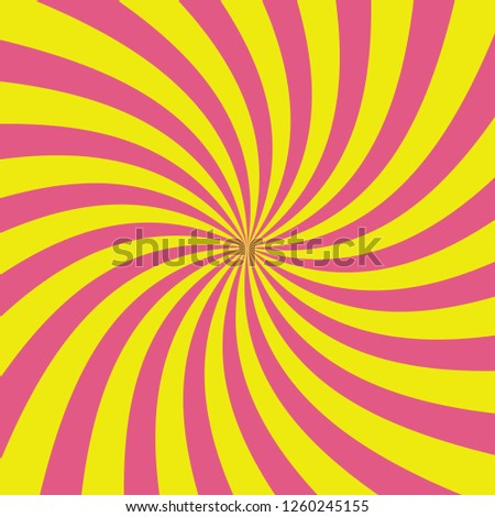 stock-vector-pink-yellow-color-spiral-twirl-background-vector