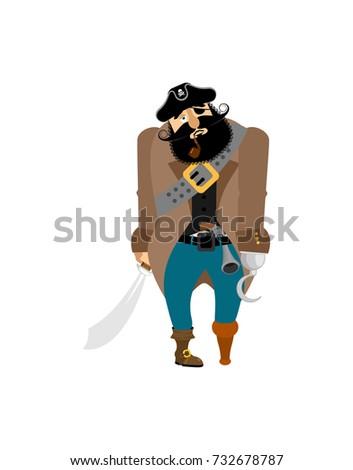 pirate sad filibuster