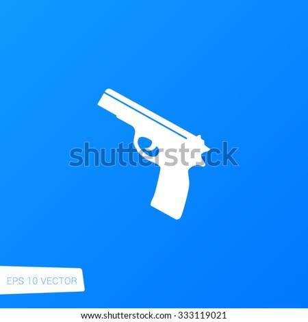 pistol vector   pistol vector