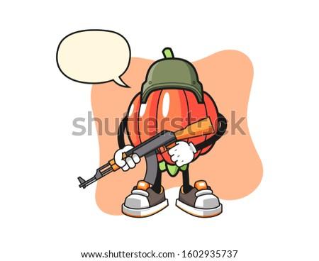 pitanga soldier with speech