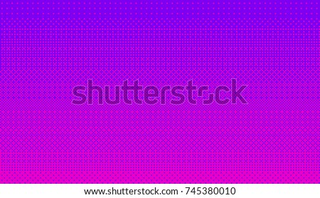 Pixel art dithering background in pink-and-purple color.