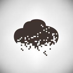 pixel cloud, digital media