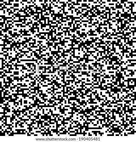 pixel noise pattern