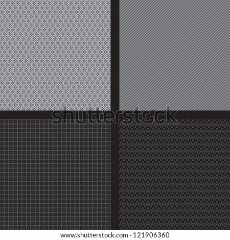 Pixel pattern backgrounds, Vector