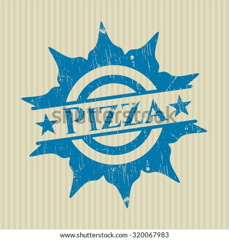 Pizza rubber seal