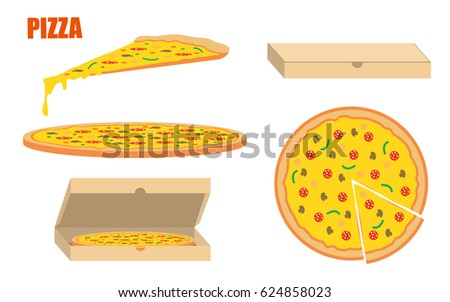pizza boxes download free vector art stock graphics images
