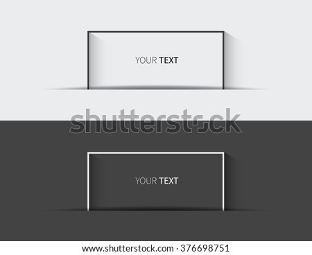 place your text in free space