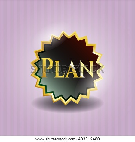Plan golden badge