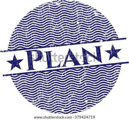 Plan grunge seal