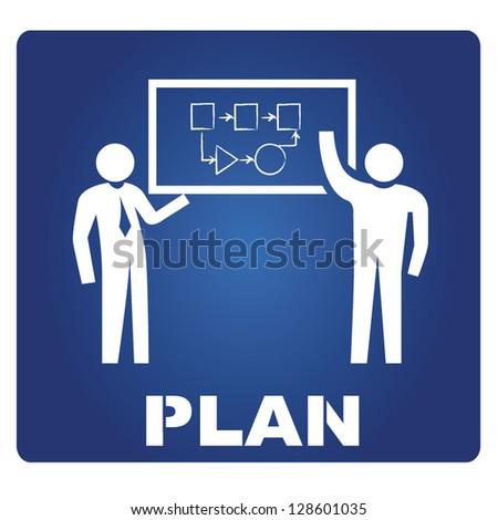 plan, vector