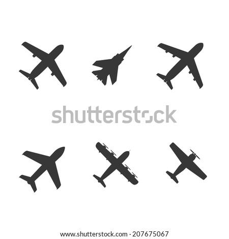 plane icons  screw the plane