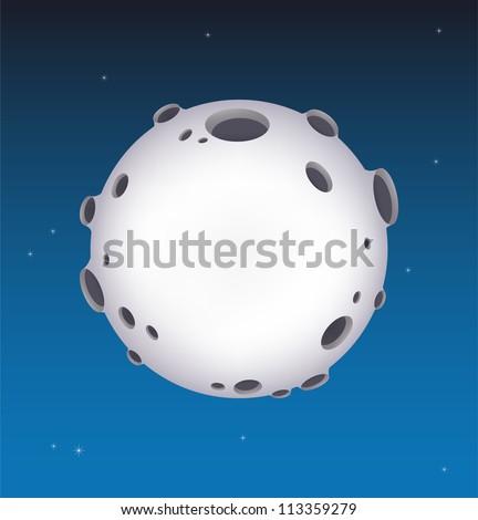 Planet - stock vector