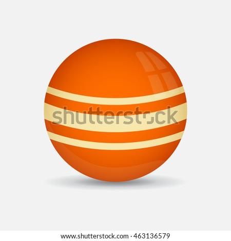 planet balls decoration on