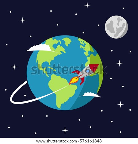planet earth art
