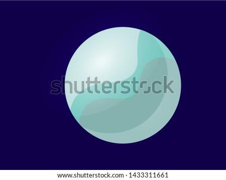 Planet of out solar system Uranus