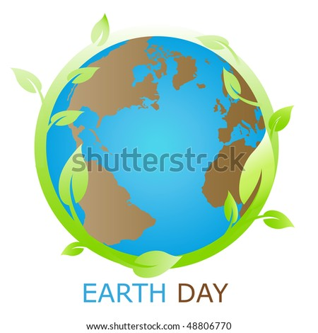 Planet symbol, Earth day