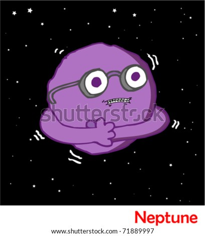 Planets in the Solar System Neptune