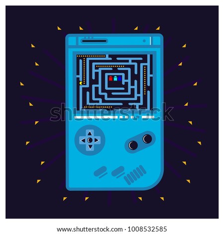 play a pacman games on game