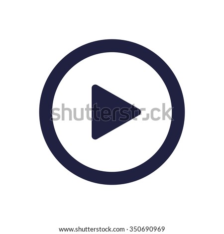 Shutterstock play Icon