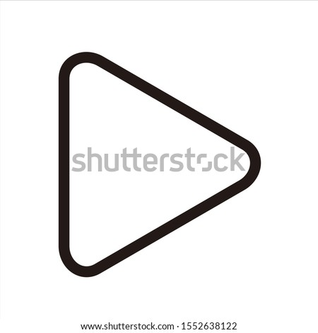 play icon image vector png ilustrator