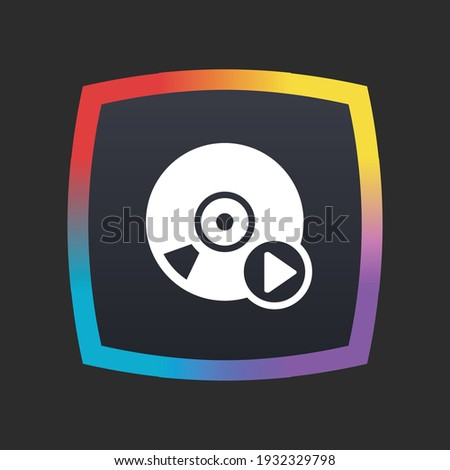 Play song - App Icon Button