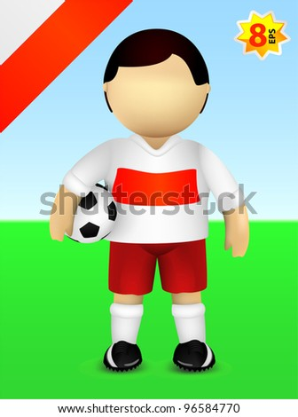 Player of Poland national soccer team