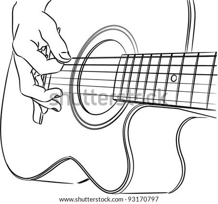 Guitar Pick Vectors
