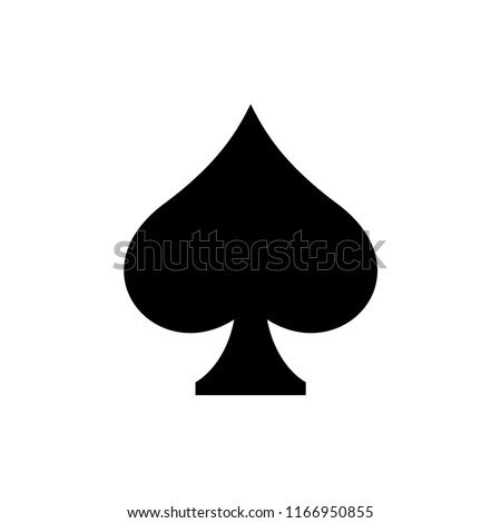 Ace Of Spades Popular Royalty Free Vectors Imageric