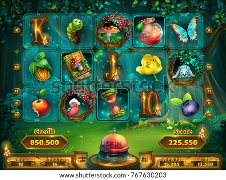 playing field slots game for