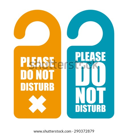 please do not disturb hotel