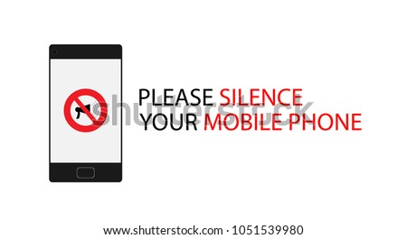 please silence your mobile