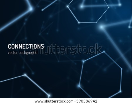 plexus connections background