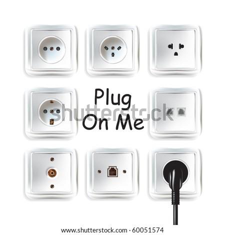plug on me