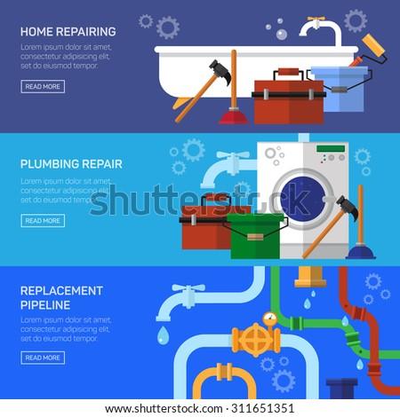 plumbing repair fix the clog