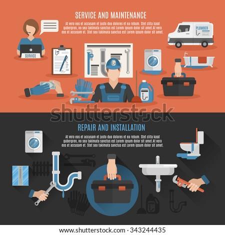 plumbing sanitary repair