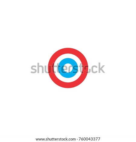 point of interest icon vector