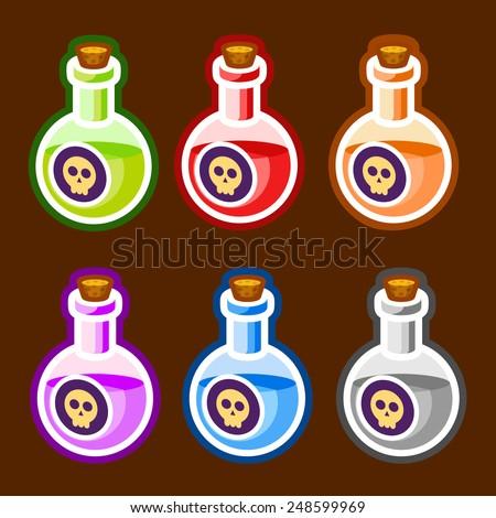 stock-vector-poison-cartoon-bottles-liqu