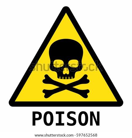 Poison sign Сток-фото ©