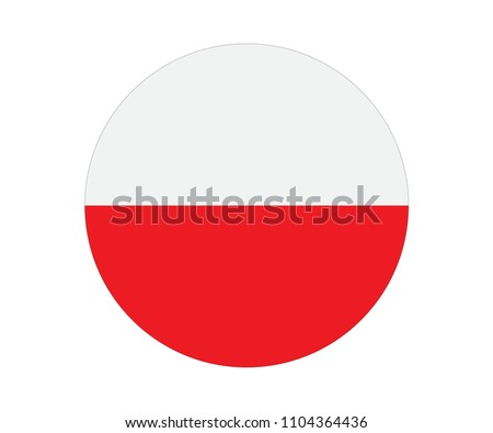 poland flag icon