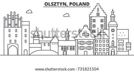 poland  olsztyn architecture