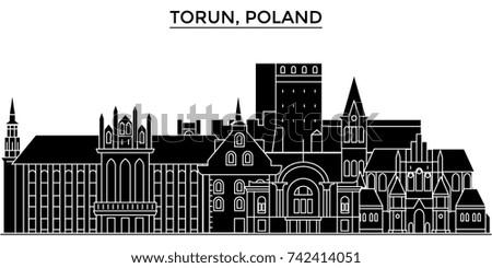 poland  torun architecture