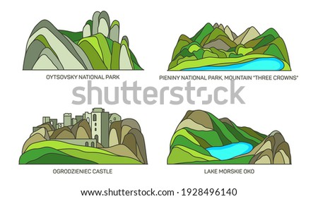 poland travel landmarks  nature